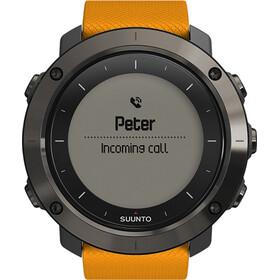 Suunto Traverse Watch amber